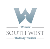South West Wedding Awards Winner