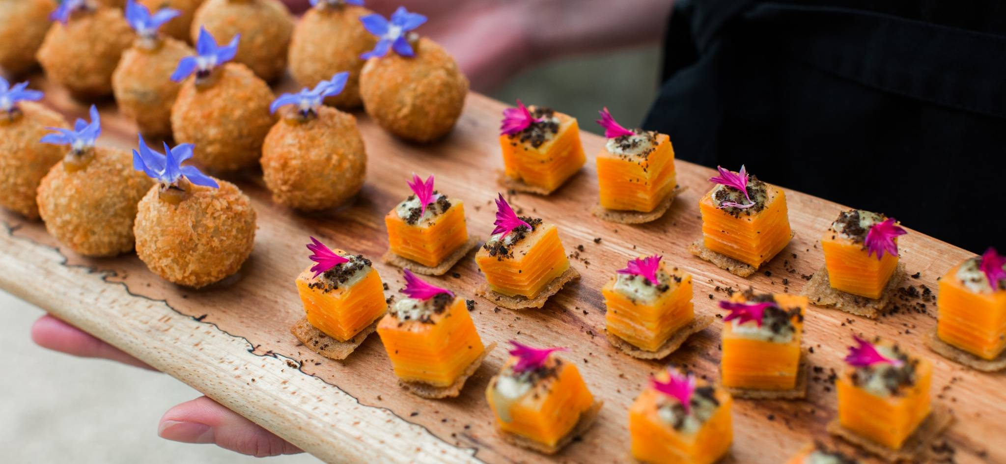 Canapes Kerry Bartlett