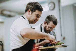 Head Chefs Josh and Darren