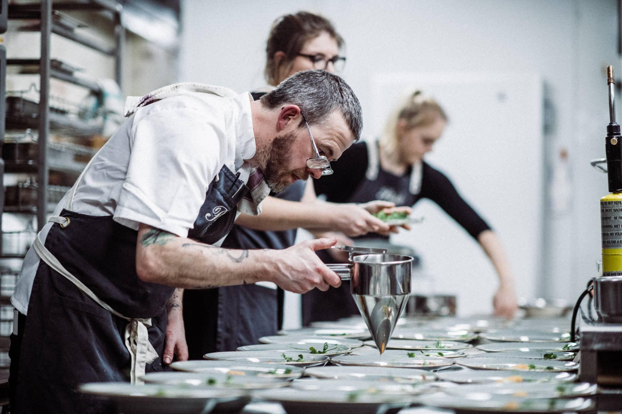 Test kitchen team 2
