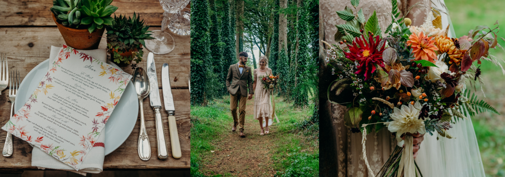 Autumn and winter weddings